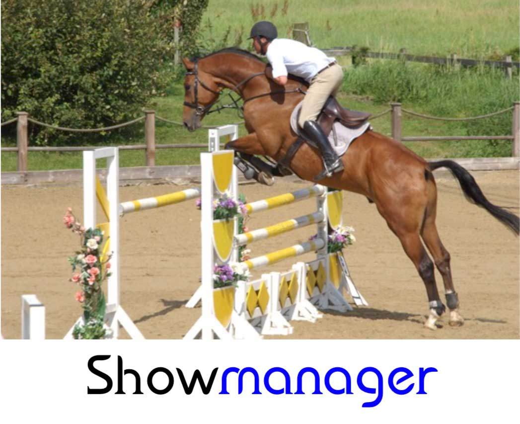 Showmanager - showjumping